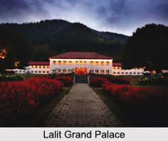Lalit Grand Palace, Srinagar