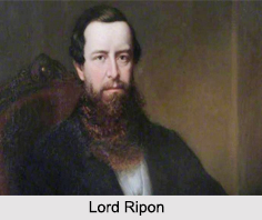 Lord Rippon, Indian Viceroy