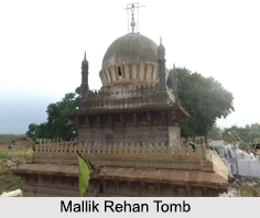 Mallik Rehan Tomb, Sira, Karnataka