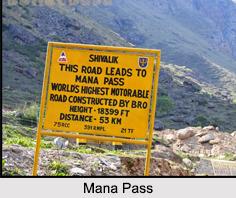 Mana Pass, Uttarakhand