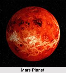 Mars Planet, Horoscope