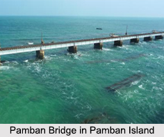 Pamban Island, Indian Island Town