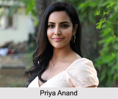 Priya Anand, Indian Actress