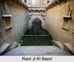 Rani Ji Ki Baori, Rajasthan