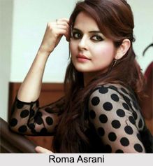 Roma Asrani, South Indian Actress