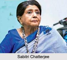 Sabitri Chatterjee, Indian Actress