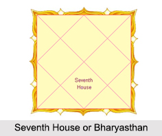 Seventh House or Bharyasthan, Horoscope