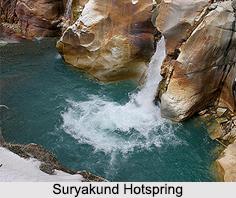 Suryakund Hotspring, Jharkhand