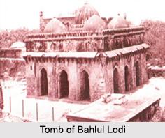Tomb of Bahlul Lodi, Delhi