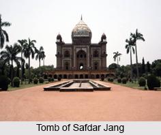 Tomb of Safdar Jang, Delhi