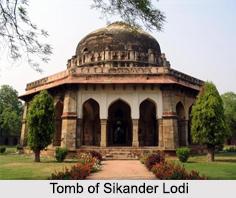 Tomb of Sikander Lodi, Delhi