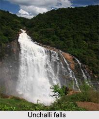 Unchalli Falls, Karnataka