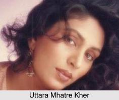 Uttara Mhatre Kher, Indian Model