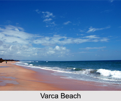 Varca Beach, Beaches of Goa