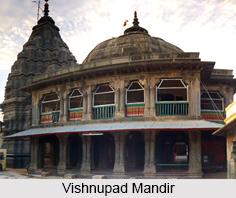 Vishnupad Mandir, Bihar
