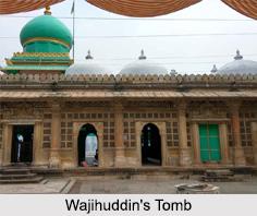 Wajihuddin's Tomb, Ahmedabad