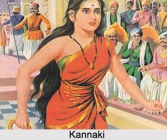 Characters in Silappatikaram