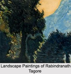 Paintings of Rabindranath Tagore