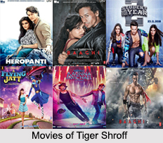 Tiger Shroff, Bollywood Actor
