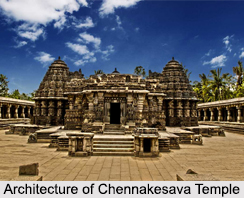 Architecture of Chennakesava Temple, Mysuru