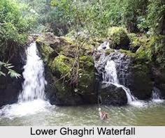 Lower Ghaghri Waterfall, Latehar