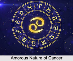 Amorous Nature of Cancer, Zodiacs