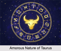Amorous Nature of Taurus, Zodiacs