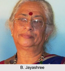 B. Jayashree, Kannada Theatre Personality