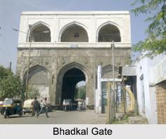Bhadkal Gate, Aurangabad City, Maharashtra