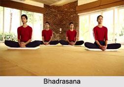 Bhadrasana, Meditative Asanas