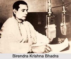 Birendra Krishna Bhadra, Bengali Theatre Personality
