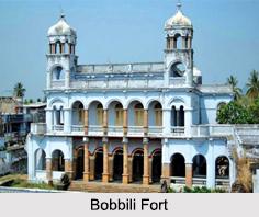 Bobbili Fort, Vizianagaram District, Andhra Pradesh