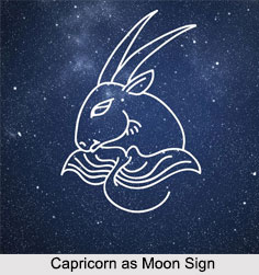 Capricorn as Moon Sign, Astrology