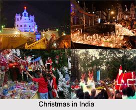Christmas, Indian Christian Festival