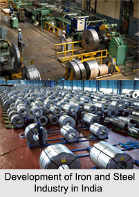 Development of Iron and Steel Industry in India