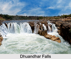 Dhuandhar Falls, Jabalpur District, Madhya Pradesh