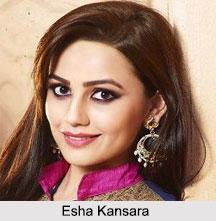 Esha Kansara, Indian Television Actress