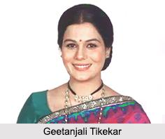 Geetanjali Tikekar, Indian TV Actress
