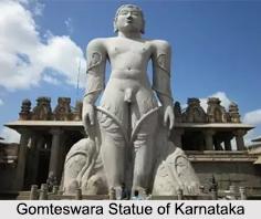 Gomateswara Statue, Karnataka