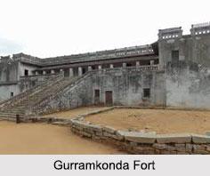 Gurramkonda Fort, Chittoor District, Andhra Pradesh