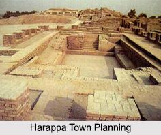 Harappa Town Planning, Indus Valley Civilization