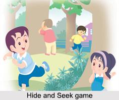 Hide and Seek Game