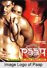 Paap, Indian Movie