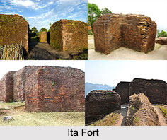 Ita Fort, Itanagar, Arunachal Pradesh