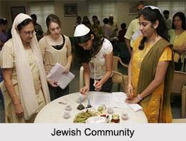 Jewish Community, Indian Community