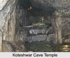 Koteshwar Cave Temple, Uttarakhand
