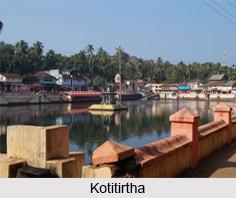 Kotitirtha, Gokarna, Karnataka