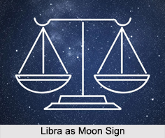 Libra as Moon Sign, Astrology