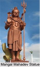 Mangal Mahadev Statue, Haryana