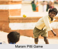 Maram Pitthi Game, Traditional Games